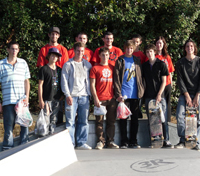 Contest de skateboard roller et bmx | Association | Ambrieres Slider