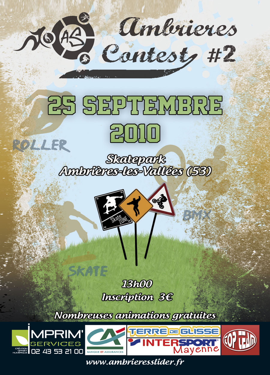 Ambrieres Contest #2  | Ambrieres Slider
